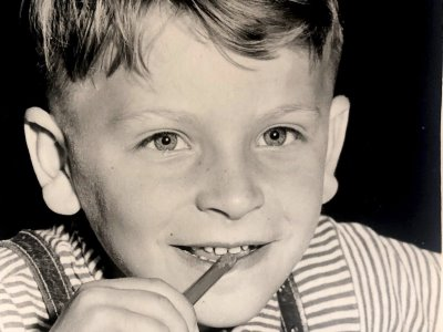 Karl Jacobi de niño