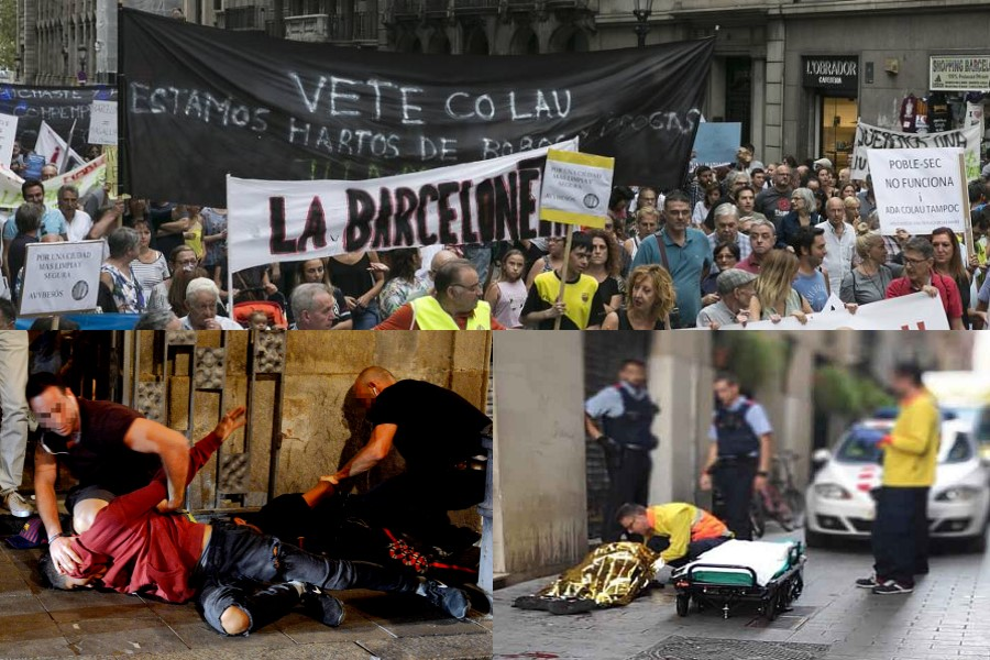 Karl Jacobi. Delincuencia en Barcelona