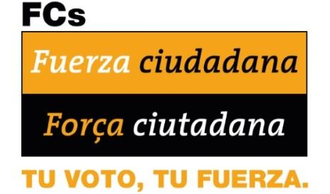 Fuerza Ciudadana. Partido de Barcelona