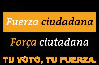 Partido Fuerza Ciudadana 320